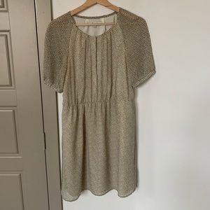 Madewell silk dress. Size 10.
